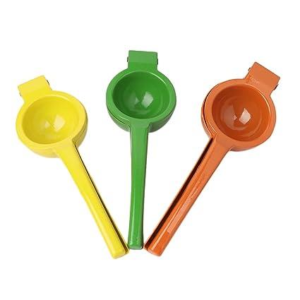 A0127 exprimidor exprimidor de zumos compresión Manual Zumo de limón portátil Tipo de Prensa Herramienta de