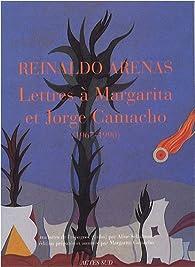 Lettres à Margarita et Jorge Camacho (1967-1990) par Reinaldo Arenas