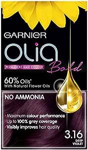 Garnier Olia 3,16 de profundidad Violet: Amazon.es: Salud y ...