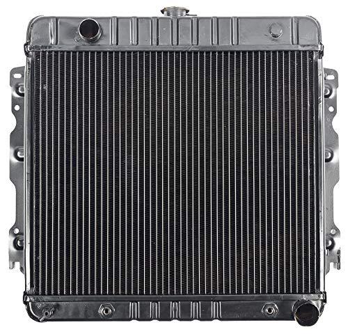 - Spectra Premium CU511 Complete Radiator