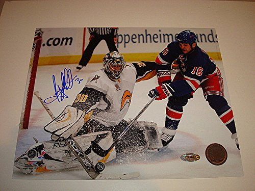 Ryan Miller Signed Auto Buffalo Sabres 8x10 Photo Steiner Sports Signed Auto (Sabres Photo Nhl Buffalo Signed)