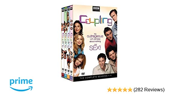 Amazoncom Coupling The Complete Seasons 1 4 Various
