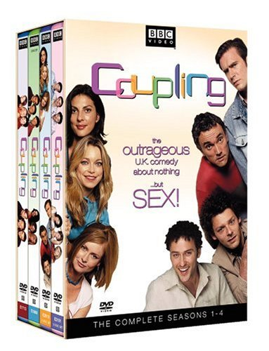 Coupling - The Complete Seasons 1-4 by Warner Manufacturing