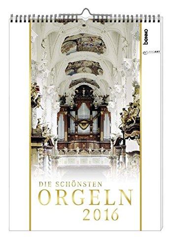 Die schönsten Orgeln 2016 mit CD