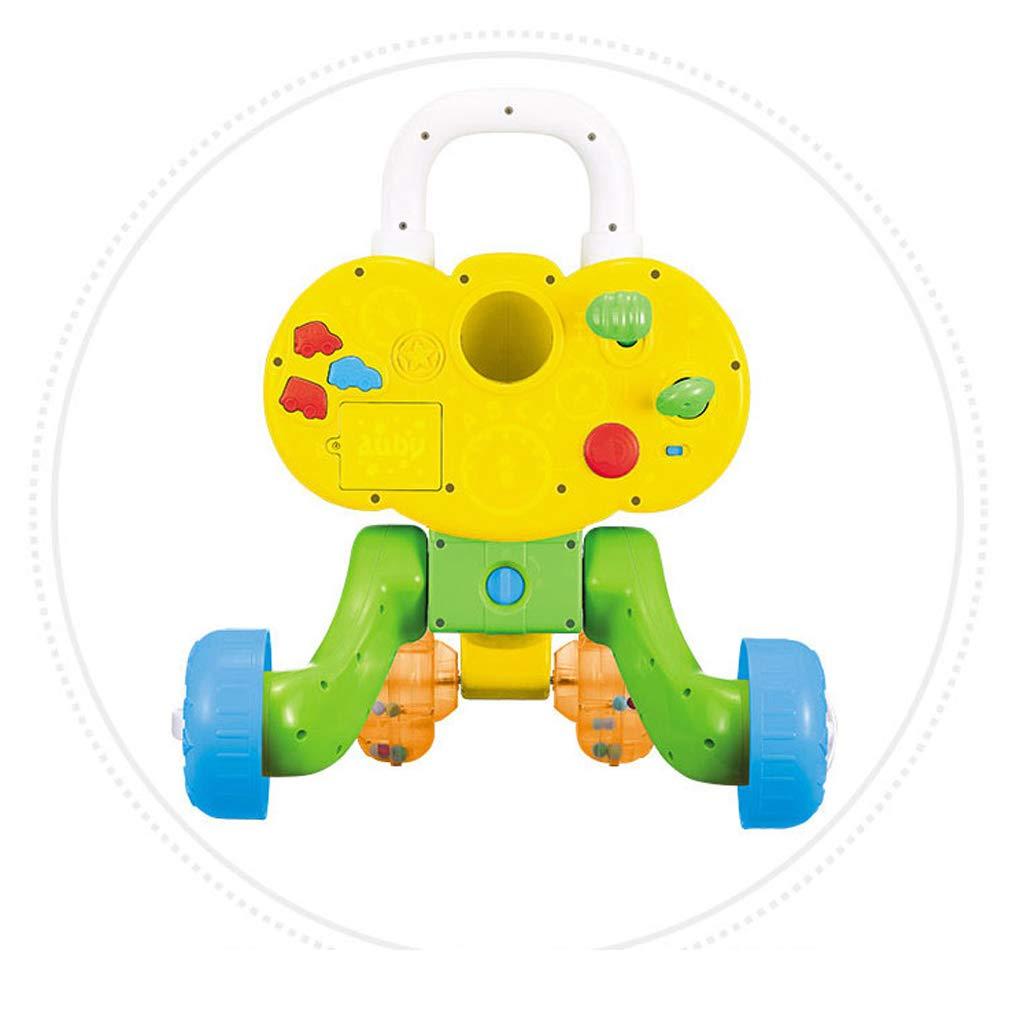 Andador de bebe Baby Walker Multifunción antivuelco para ...