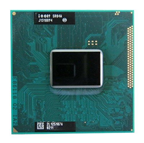 Intel Core i5-2430M SR04W 2.4GHz 3MB Dual-core Mobile CPU Processor Socket G2 988-pin