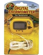 Zoo Med Laboratories TH24 Digital Terrarium Thermometer, 3 x 2 x 1&quot