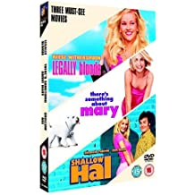 Comedy Triple Pack 2 - Legally Blonde/Shallow Hal