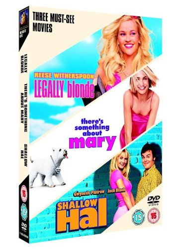 Comedy Triple Pack 2 - Legally Blonde/Shallow Hal [Import anglais]