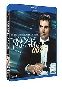 007 Licencia Para Matar [Blu-ray]
