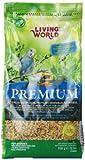Living World Premium Parakeet/Budgie Mix, 2-Pounds