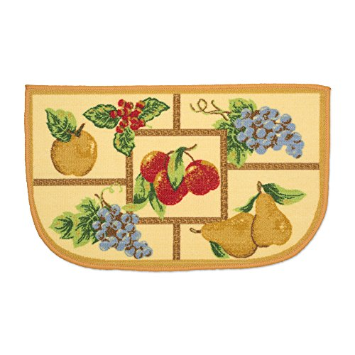 Amazon Com Fashion Non Skid Printed Comfort Kitchen Mat
