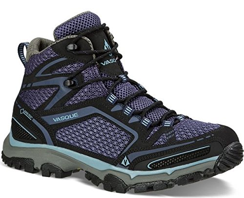 Vasque Women's Inhaler II GTX Hiking Boot, Crown Stone Blue, 9 M US