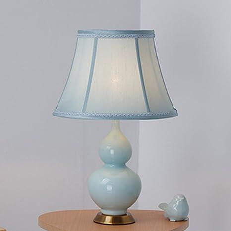Amazon.com: HM & DX agrietada lámparas de mesa de cerámica ...
