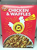 Post Limited Edition Chicken and Waffles Honey Bunches of Oats Cereal (11oz)