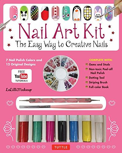 nail polish art kit - 8