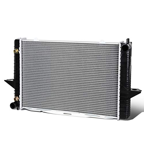 (2424 Factory Style Aluminum Radiator for 99-04 Volvo C70/S70/V70 2.3L/2.4L AT)