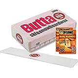 Butta Ski & Snowboard Rub On Wax With Scraper & 2 Free Instant Hand Warmers