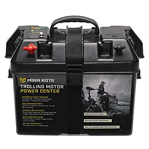 MinnKota Trolling Motor Power Center