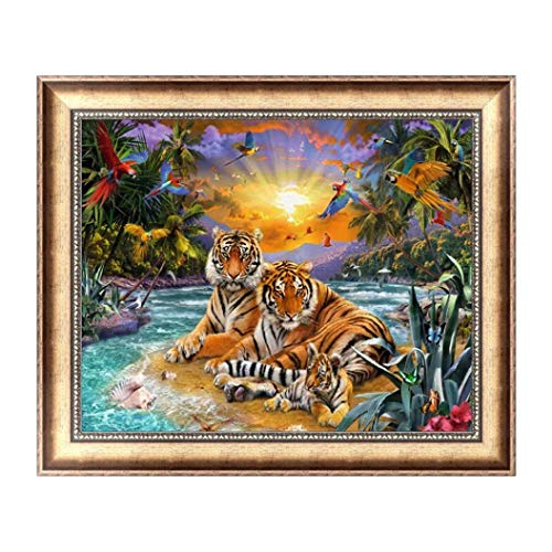 (Diamond Painting Kits Full, Pandaie DIY 5D Diamond Painting Art Painting Supplies with Diamond Kits, Hobby Lobby Cross Stitch Pattern, Decoration for Living,Kitchen,Bed Room, Wall Decor(Many)