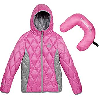Amazon.com: Gerry Girls' Packable Sweater Down Jacket ...