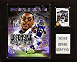 NFL Percy Harvin Rookie of the Year Minnesota Vikings Player Plaque