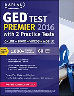 What type of essay is expected for the GED test?
