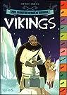 Mon carnet de mythes et légendes : Vikings par Baussier