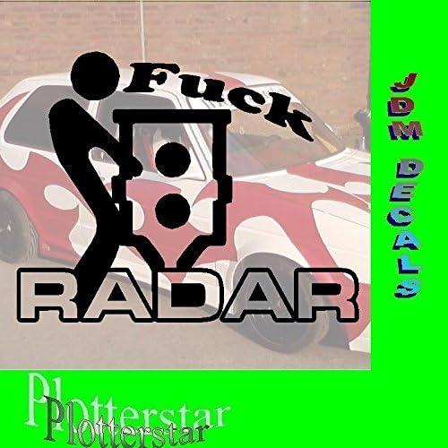 Fuck Radar adhesivos: Amazon.es: Coche y moto