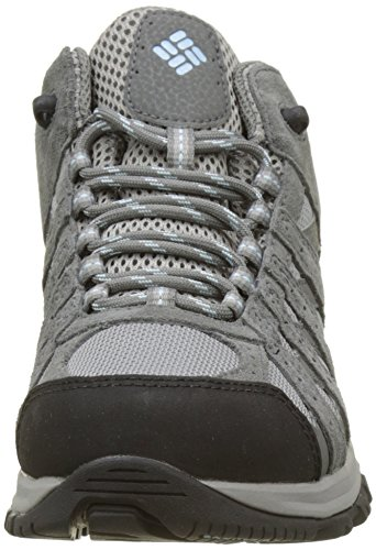 Pointure Columbia Grey POINT MID Multisport CANYON Femme Oxygen Chaussures 41 5 Gris Light Imperméable fwS6Pgqf