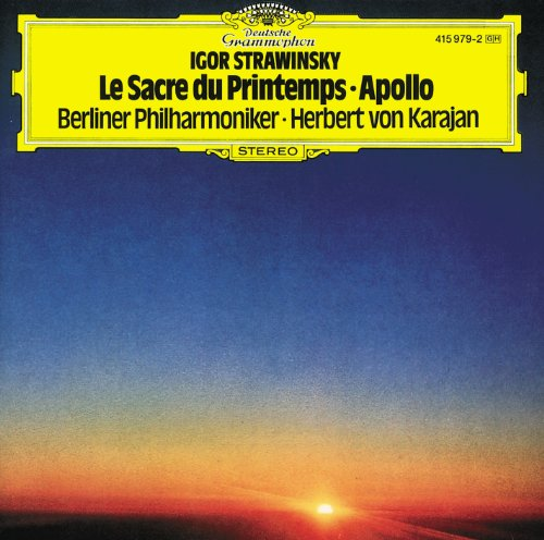 - Stravinsky: Le Sacre Du Printemps; Apollo
