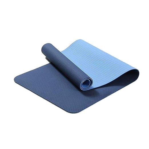 EETYRSD Yoga Mat Deportes - 6 mm de Espesor - Multi Purpose ...