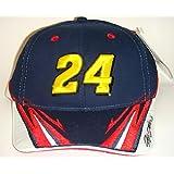 NASCAR 24 Jeff Gordon Dupont Motorsports Velcro Pit Cap