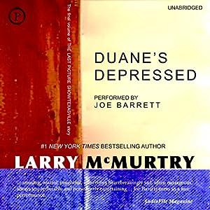 Duane's Depressed Audiobook