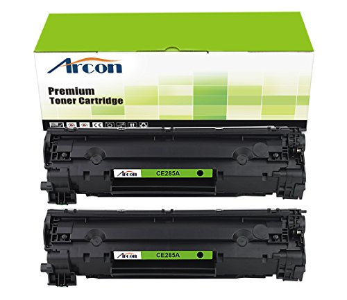 arcon-2pk-1600-pages-compatible-toner-cartridge-replacement-for-hp-85a-ce285a-ce285-used-for-hp-lase