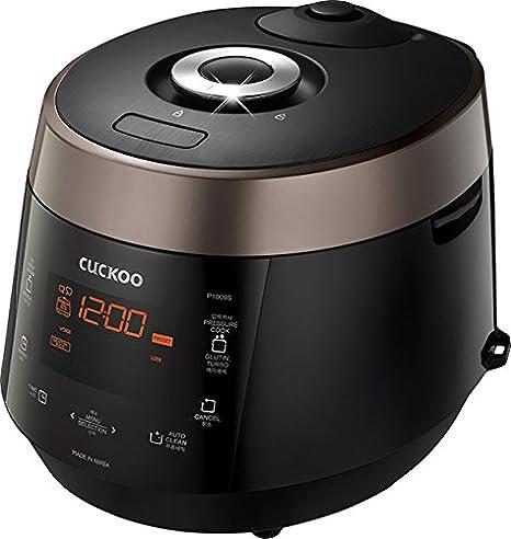 Amazon.com: Cuco Calefacción Eléctrica Presión Arrocera crp ...