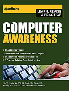 Objective Computer Awareness: Amazon in: Arihant Experts: Books