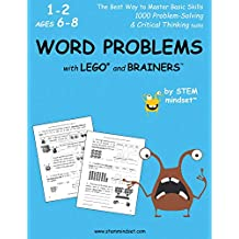 Word Problems with LEGO and Brainers Grades 1-2 Ages 6-8
