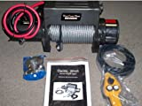 Wood Power Winch 12 Volt 10,0000 Lb. Wxx1000012v