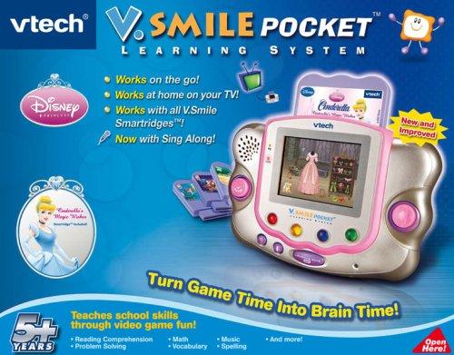 VTech - V.Smile Pocket Learning System - Pink by VTech (Image #2)