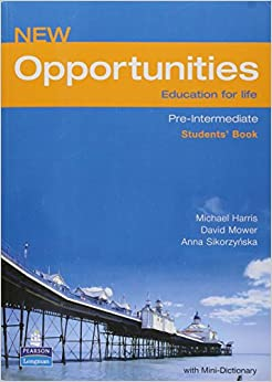 Opportunities Global Pre-Intermediate: Students' Book