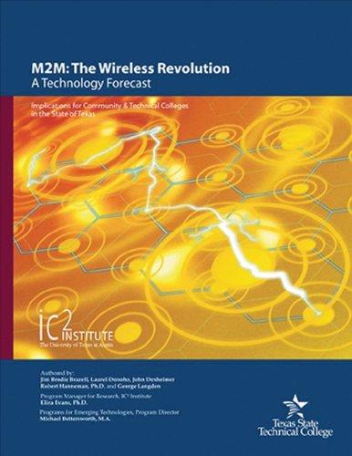 M2M: The Wireless Revolution (Paperback)-cover
