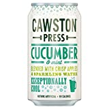 Cawston Press Cawston Press Sparkling Cucumber & Mint Can 330ml (Pack of 24)