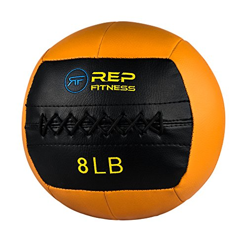 Rep Kids Wall Ball - 8 lbs