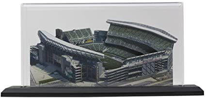 wholesale dealer f2601 019ca Philadelphia Eagles 3D Replica Lincoln Financial Field w ...