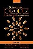 PIZOOTZ Taco Flavor Infused Peanuts, Premium Virginia Gourmet, 5.75 Ounce