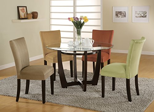 pedestal base dining table - 7