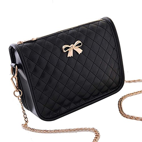 cute handbags with bows qianle women pu leather cute bow