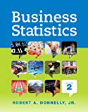 img - for Business Statistics (2nd Edition) book / textbook / text book