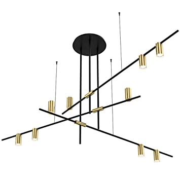 Nordic Creative Lighting Cafe Bar Lounge Living Room Dining Chandelierwith No Light